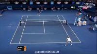 2013澳大利亚网球公开赛女单R2 科维托娃VS罗布森 (自制HL)
