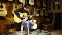 沁音原声吉他新店开业聚会视频4,小培两首弹唱