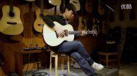 沁音原声吉他新店开业聚会视频7,琴友第三の男翻弹中川砂仁作品