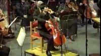 大提琴演奏家田博年在28 Music festival Katya Popova 2012