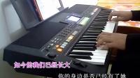小小新娘花 电子琴演奏 - 符正校