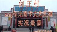 何庄村2013元宵节【蕾褀影视】