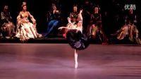 芭蕾舞 天鹅湖三幕 黑天鹅变奏 Zakharova 2013.2.3