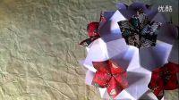 【折纸教程】之 纸球折法说明