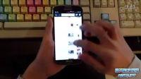 三星新旗舰Galaxy S4浏览器上网演示