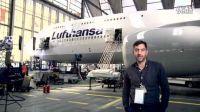 [这就是传奇] 为世界上最长的客机拍摄大片