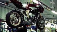 MV Agusta F3生產過程