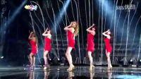 【画】歌谣大战红白美女两队《这个人》与《人鱼公主》歌舞大PK