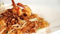 泰国美食-学做泰国菜-Aroi 好吃—Phat thai  泰式炒粉
