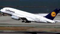 [中文字幕] PilotsEYE 飞行员之眼 法兰克福-旧金山 A380