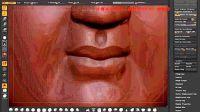 ( 观音修图)三维扫描修图 佛像修图 立体圆雕培训 精雕浮雕