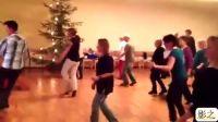 排舞   手舞足蹈(Outta Control 演示与分解,8个不同团队视频合成)