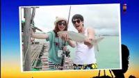 超美的泰国海滩海水-沙美岛之府罗勇-《POSTCARD 旅游明信片》泰国旅游
