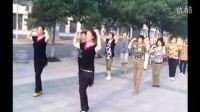 莒南文化广场跳起来了快乐舞步