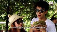 神奇的泰国榴莲之乡,山竹、红毛丹神马都有!!—泰国之旅《旅游明信片 POSTCARD》