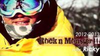 韩国滑手 Ricky 2012-13 Rock'n Monster II