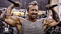 Kris Gethin - 撑爆袖管手臂训练