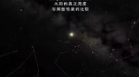 [中文字幕]6分钟带你遨游人类已知的宇宙_高清