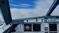 模拟飞行空客A320 上海至济州岛(下)