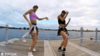 女子曳步舞排行榜 Faded DJ版 50位女孩曳步舞排名 上部