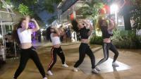 KPOP IN PUBLIC BLACKPINK DDU- dance舞蹈视频教学 减肥健身舞