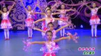 儿童舞蹈《桃花朵朵开》幼儿舞蹈