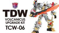 KL变形金刚玩具分享335 TDW TWC-06 天元之力 修罗王 升级配件包