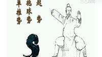 武当太极十三式【教学1】