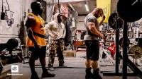 德克萨斯练腿日|IFBB职业选手奇斯泰尼诺、布兰奇沃伦与约翰逊