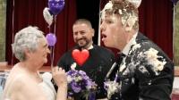 超狗血结婚闹剧! 前女友孩子他妈共聚一堂的结婚典礼 混世魔王Elliot的超狗血结婚闹剧!