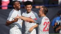 [12分钟集锦]国际冠军杯-沙奇里首秀传射加倒钩 利物浦4-1大胜曼联