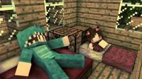 【四新X七末】任务空岛生存#4 好孩子被打死了 我的世界Minecraft