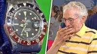 在1960年, 他买了一个手表, 56年后发生了什么让他无法相信?