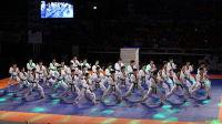 2018 韩国济州 Hanmadang 世界武道大会 开幕式 韩国 国技院示范团