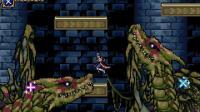 【啊水解说】GBA版《恶魔城-月之轮回》第九期: 两个龟龙太不好打了