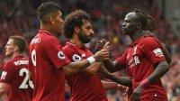 [全场集锦]萨拉赫破门马内2球 利物浦4-0西汉姆喜夺开门红