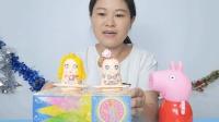 芭比娃娃的新发型, 食玩彩泥手工小视频