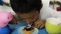 奶油面包食玩创意制作, 食玩DIY总动员