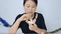 彩泥黏土食玩小模型制作, 小敏姐姐创意手工