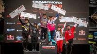 POLYGON - 恭喜TRACEY HANNAH在2018年CRANKWORX WHISTLER速降DH山地车赛获胜!