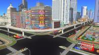 都市●天际线-本市首条单轨列车客运试运营