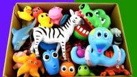介绍各种各样的小动物玩具