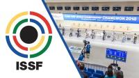 ISSF国际射联昌原世锦赛-10米气步枪混合团队赛