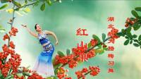 湖北航天腊梅习舞《红山果》视频制作: 映山红叶