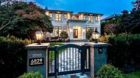 【奢华豪宅】价值870万RMB的加拿大温哥华比奇伍德街6829#独栋别墅