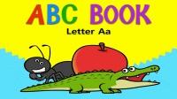 Little Fox小狐狸英语动画  ABC入门1  字母Aa  英文基础词汇