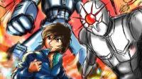 爱的战士彩虹人战斗MAD  OP完整版:「谷山纪章- 行け·レインボーマン(去吧· 彩虹人)」