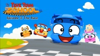 Little Fox小狐狸英语动画  汽车学校3  赛车  日常英文口语