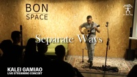 Kalei Gamiao 《Separate Ways》 尤克里里指弹演奏音乐会 2018 -02   aNueNue彩虹人