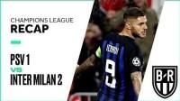 [全场集锦]PSV 1-2 INT - Highlights